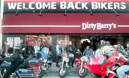 Daytona Bike Week 2010