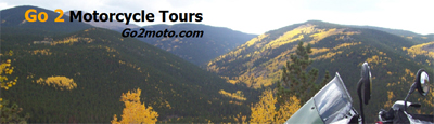 Go 2 Motorcycle Tours