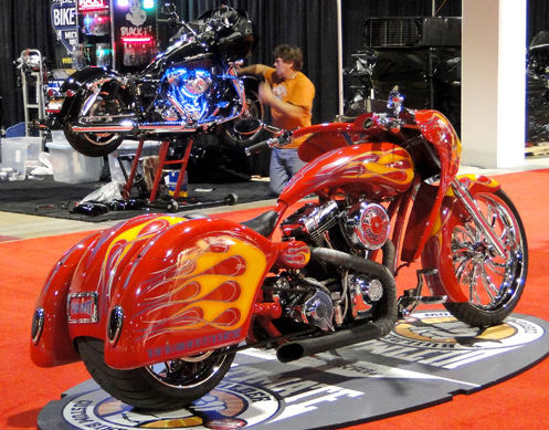 International Motorcycle Show in Greenville, SC