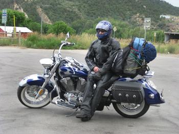 Distance rider
