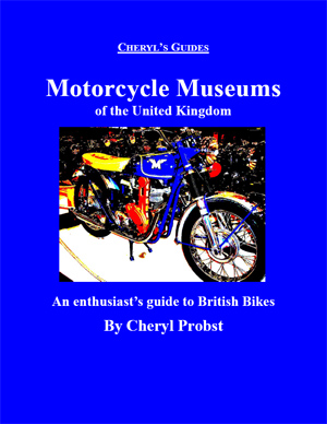 Motorcycle Museums of the United Kingdom cover