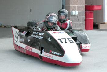 racing sidecar