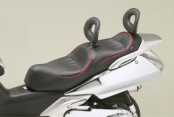 Corbin-Pacific Silverwing Saddle