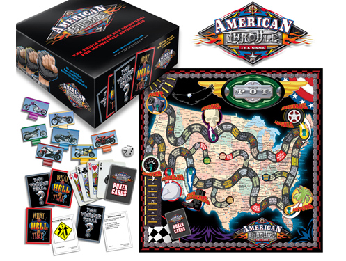American Throttle game
