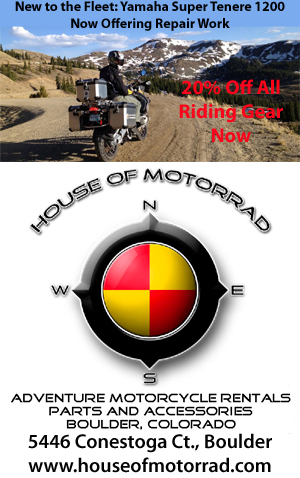 House of Motorrad home page