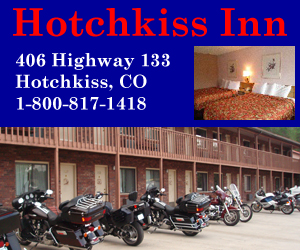 Hotchkiss Inn home page