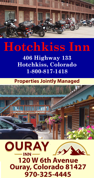Ouray Inn website