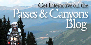 Passes & Canyons Blog