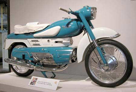 1957 Aermacchi Chimera