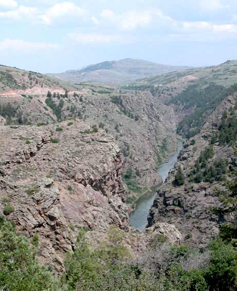 Passes And Canyons : CO 92 Hotchkiss