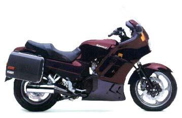 1999 Kawasaki Concours