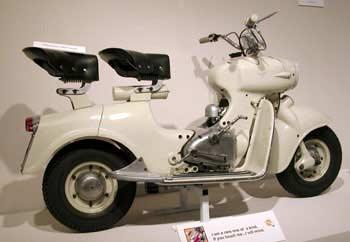 1956 Moto Rumi Formichino Little Ant