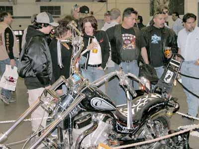 Colorado Motorcycle Show and Swap