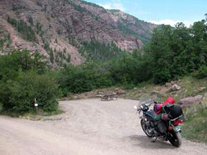 Motorcycle Colorado Passes And Canyons Motorcycle