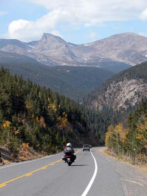 Motorcycle Colorado | Passes and Canyons : Great Motorcycle Roads