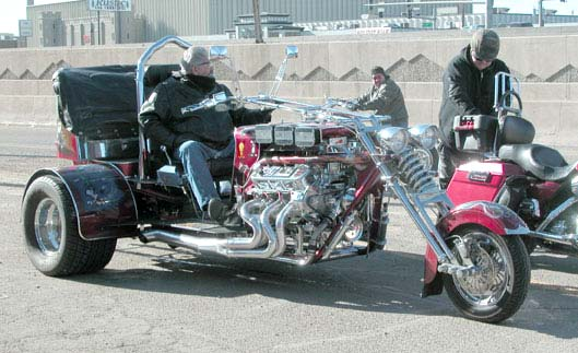 motorcycle trikes