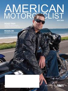 American Motorcyclist magazine