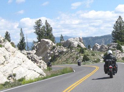 riding the Beartooth