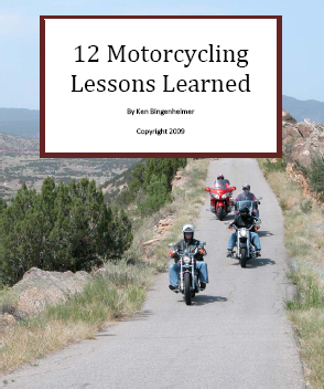 12 Motorcycling Lessons Learned