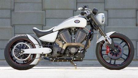 Sgt. Clark's bike